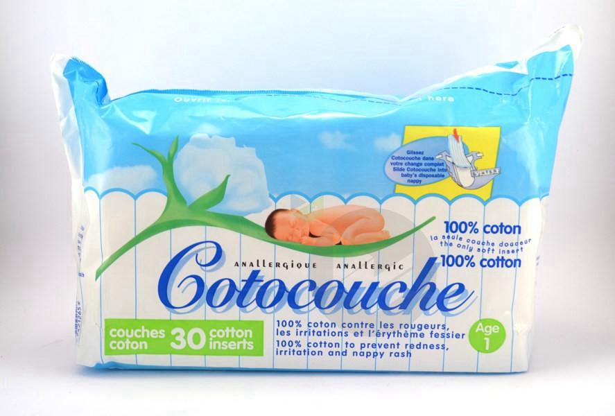 Couche 1 Er Age Paq 30