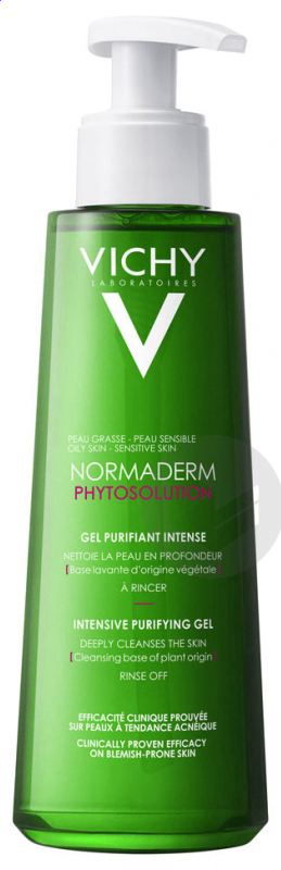Normaderm Phytosolution Gel Purifiant Intense 400 Ml