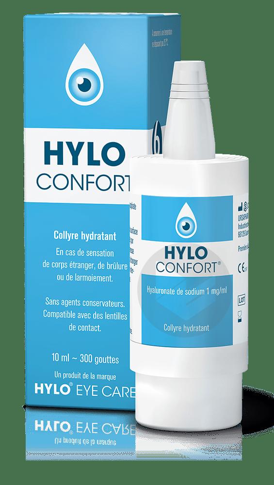 Hylo Confor Collyre Hydratation