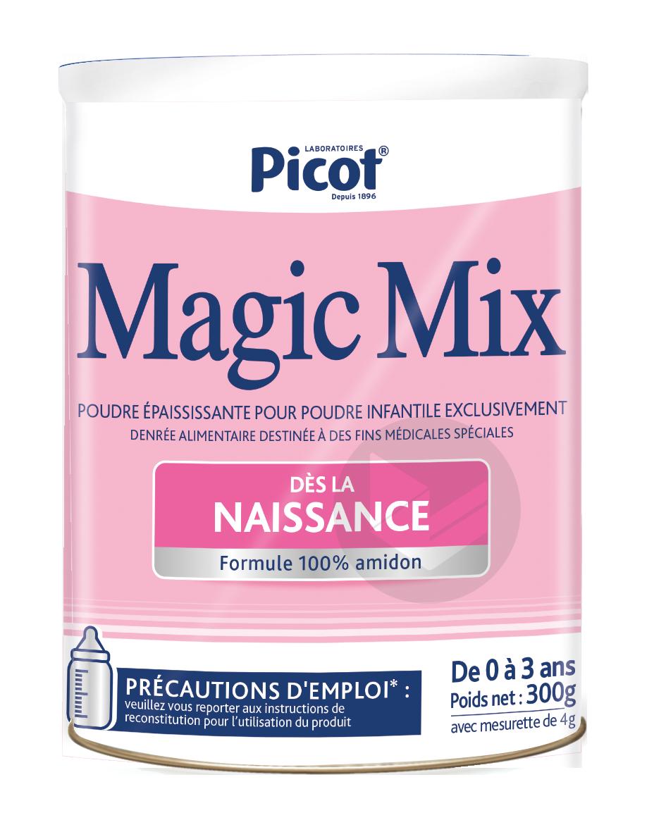 Picot Magic Mix Des La Naissance 0 3 Ans