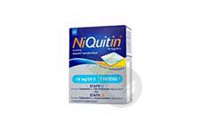 NIQUITIN 14 mg/24 h Dispositif transdermique (Sachet de 7)