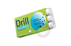 10 Mg Comprime A Sucer Allergie Cetirizine Plaquette De 7