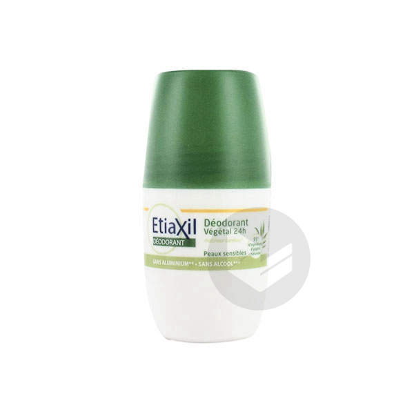 Deodorant Vegetal 24 H Roll On 50 Ml