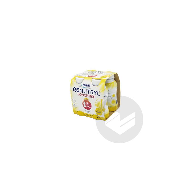 Renutryl Concentre Vanille 200 Mlx 4