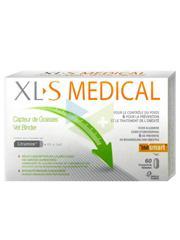 XL-S MEDICAL Cpr capteur de graisses B/60