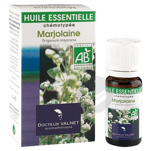 DOCTEUR VALNET Huile essentielle bio Marjolaine Fl/10ml