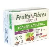 Fruits Fibres Regular 12 Cubes
