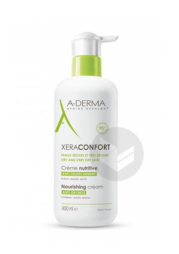 A Derma Xeraconfort Creme Nutritive Anti Dessechement 400 Ml