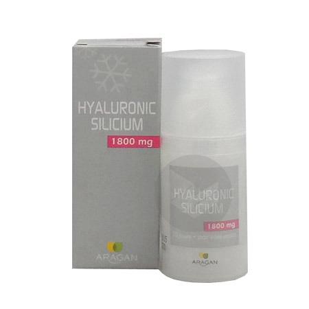 Hyaluronic Silicium 20 Jours S Buv Au Silicium Actif Fl Pompe Airless