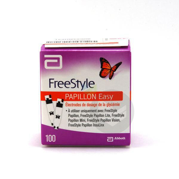Freestyle Papillon Easy Electrode 2 Fl 50