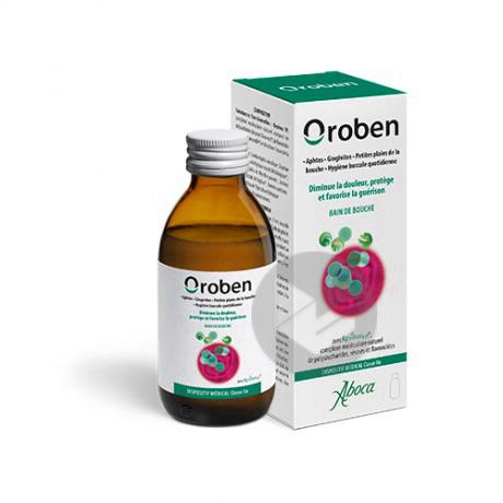 Oroben Bain De Bouche