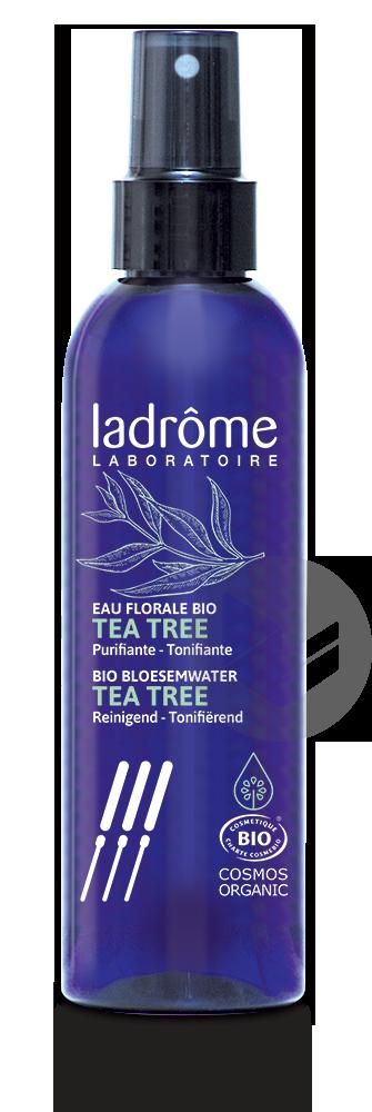 Eau Florale Bio Tea Tree Purifiante Tonifiante