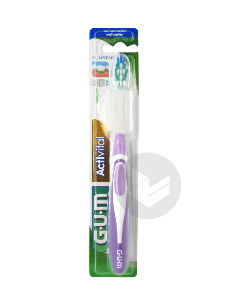 Activital Brosse Dents Medium
