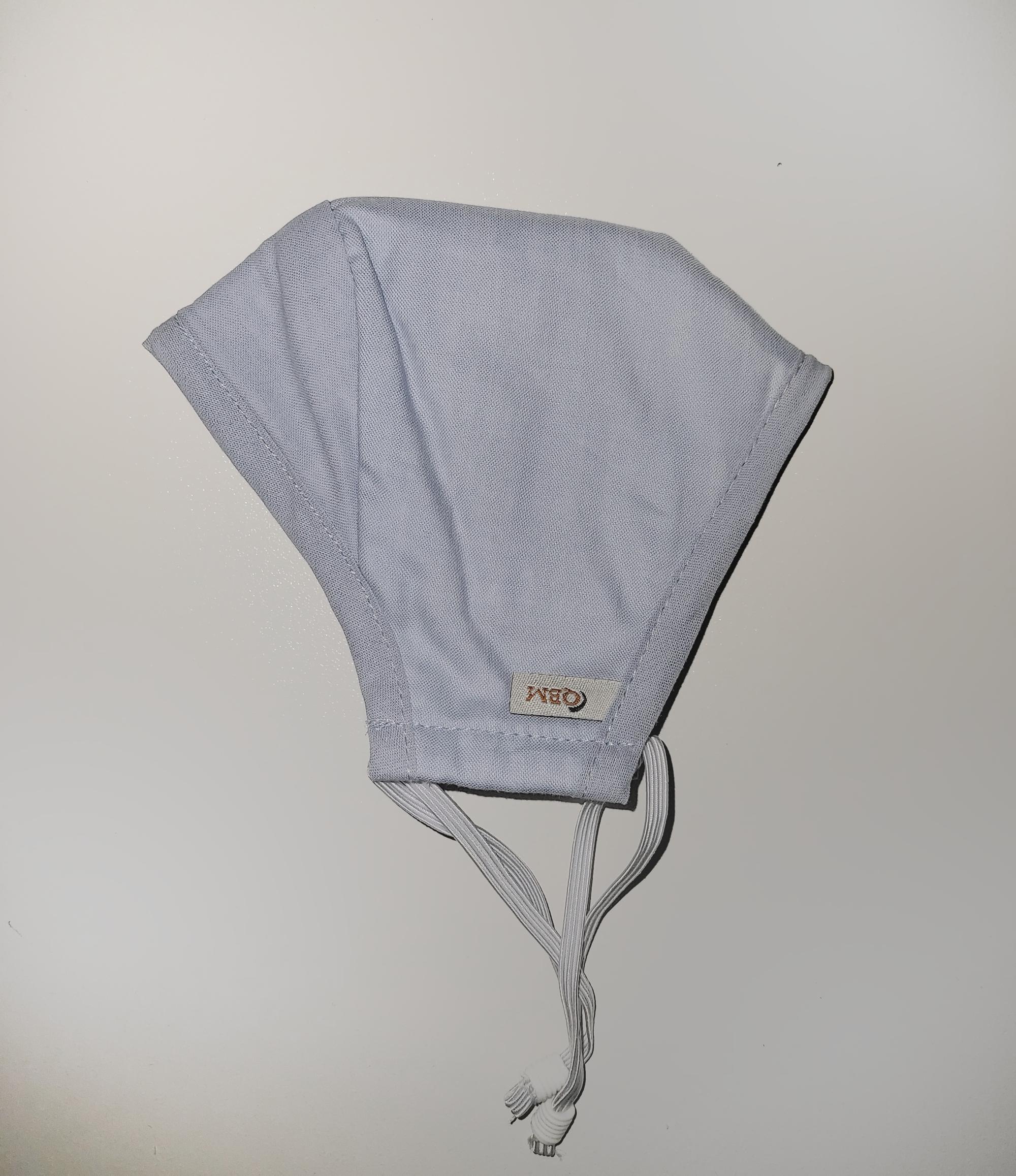 Masque Tissu Haute Protection 4 Couches Avec Cuivre 50 Lavages Bleu
