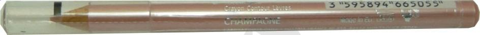 Haute Tolerance Crayon Contour Des Levres Champagne