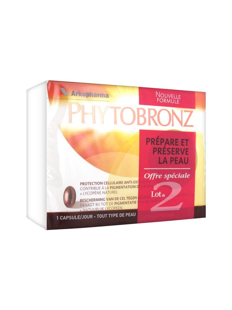 PHYTOBRONZ Caps tous types de peaux 2B/30