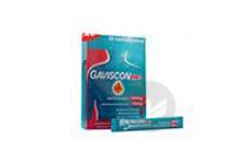 GAVISCONPRO Suspension buvable en sachet menthe (10 sachets de 10ml)