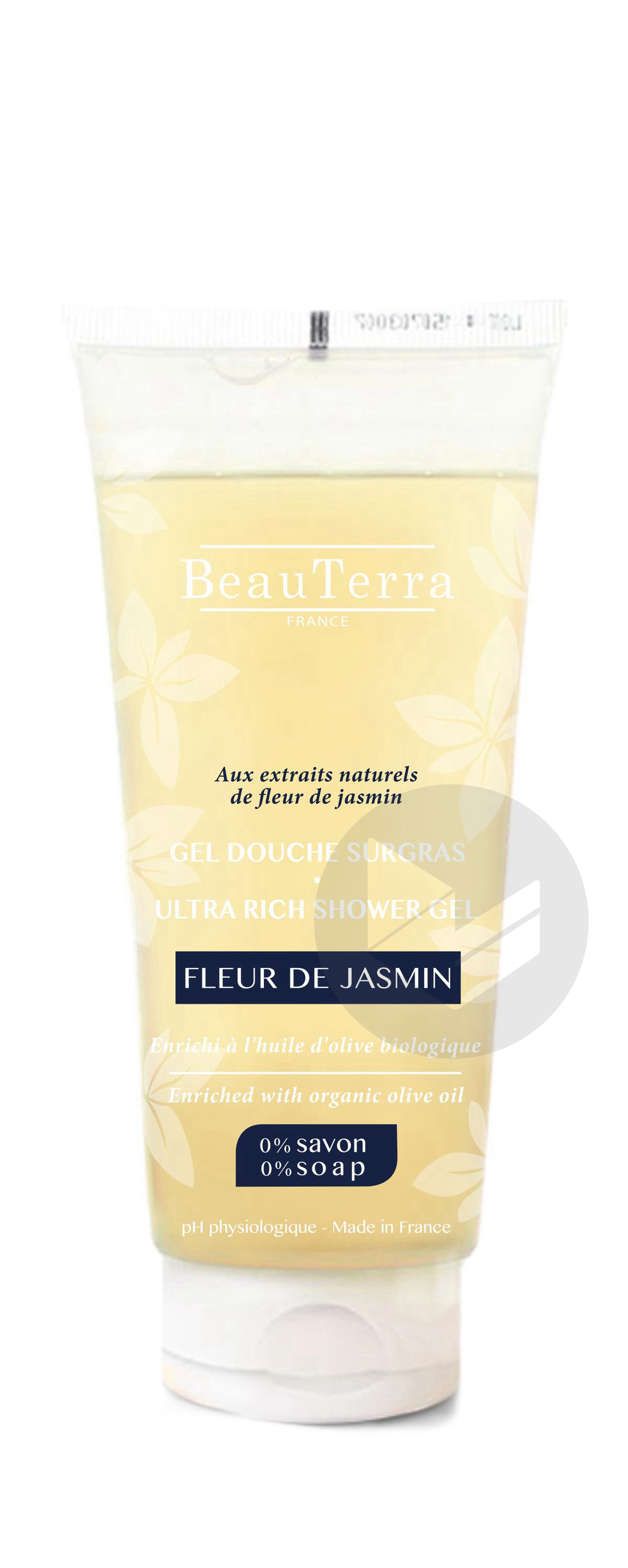 Gel Douche Surgras Fleur De Jasmin 100 Ml
