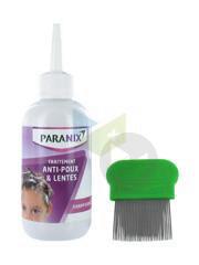 Shampooing Traitant Antipoux Fl 200 Ml Peigne