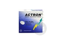 ACTRON Comprimé effervescent (Boîte de 20)