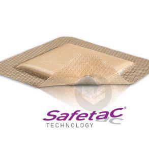 Mepilex Border Em Pans Hydrocellulaire Sterile 5 X 5 Cm B 10
