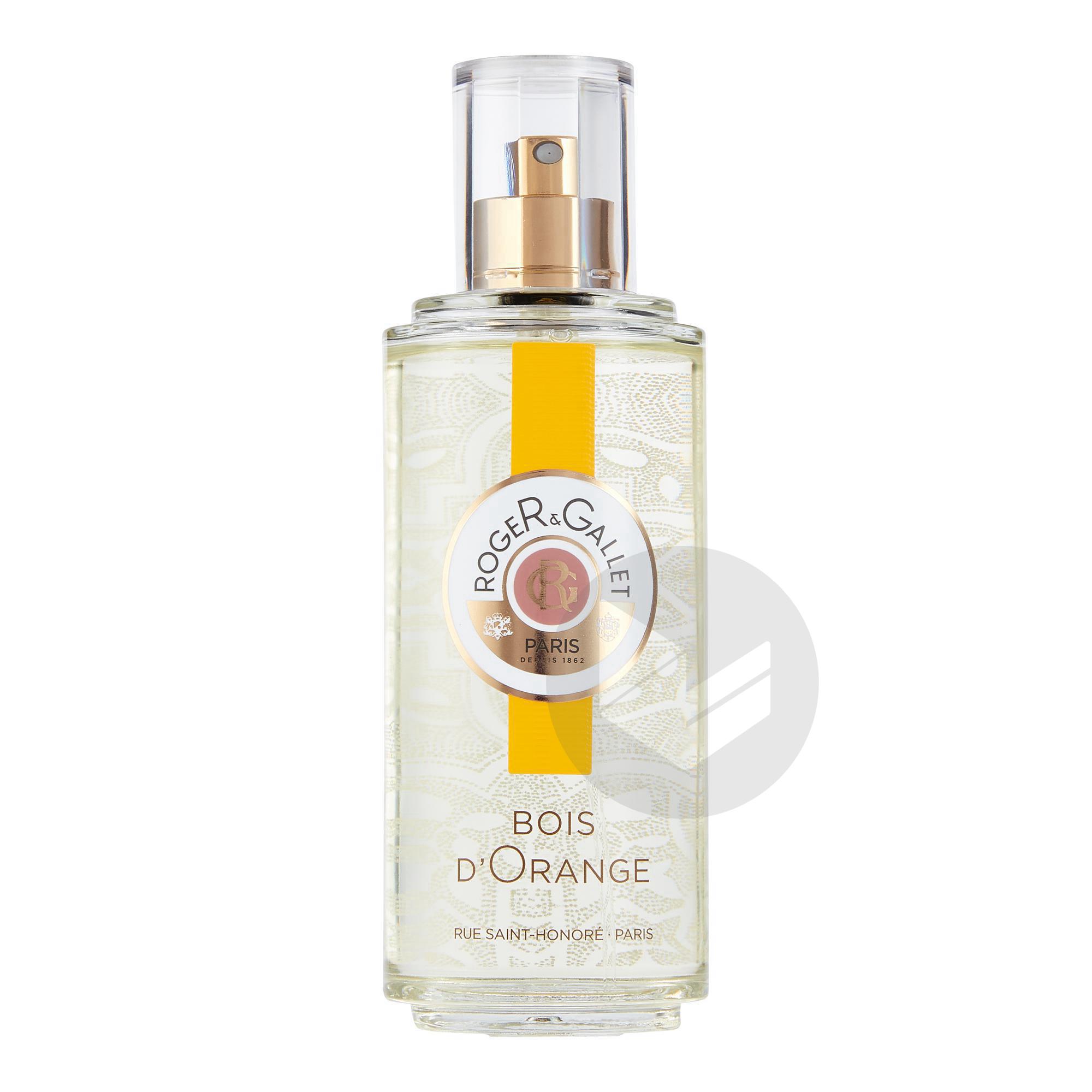 Bois D Orange Eau Fraiche Parfumee Bienfaisante Vaporisateur 100 Ml