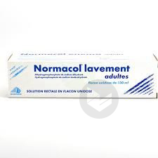 Lavement Solution Rect En Recipient Unidose Adulte Flacon De 130 Ml