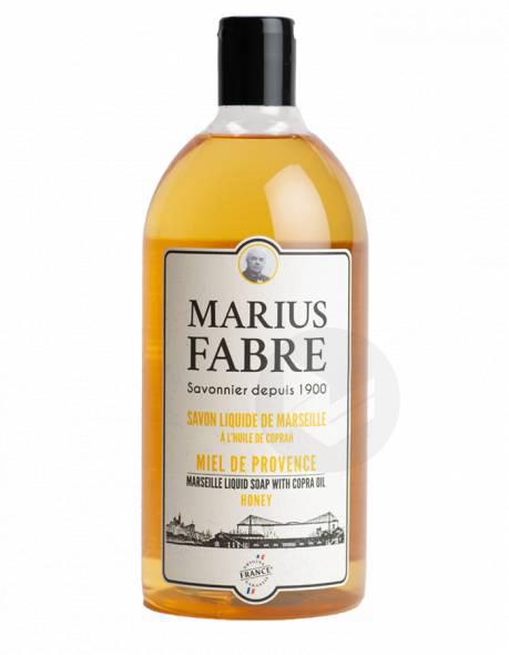 Savon liquide de Marseille A l'huile de Coprah Miel de Provence 400ml