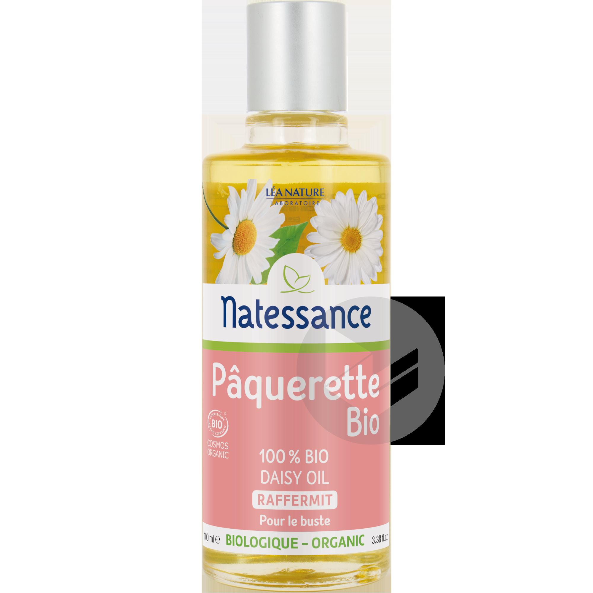 Huile De Paquerettes Bio 100 Pure Raffermit
