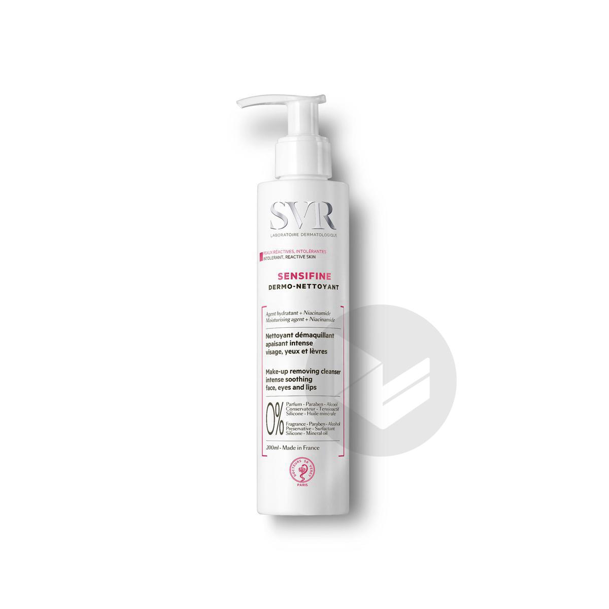 SENSIFINE Dermo-Nettoyant 200 ml