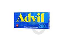 ADVIL 200 mg Comprimé enrobé (Boîte de 20)