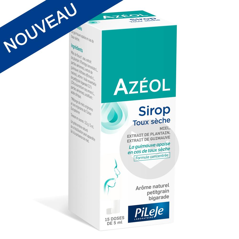 Azeol Sirop Toux Seche