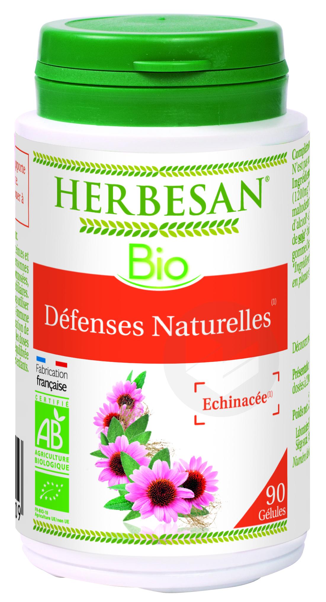Echinacee Bio 90 Gelules