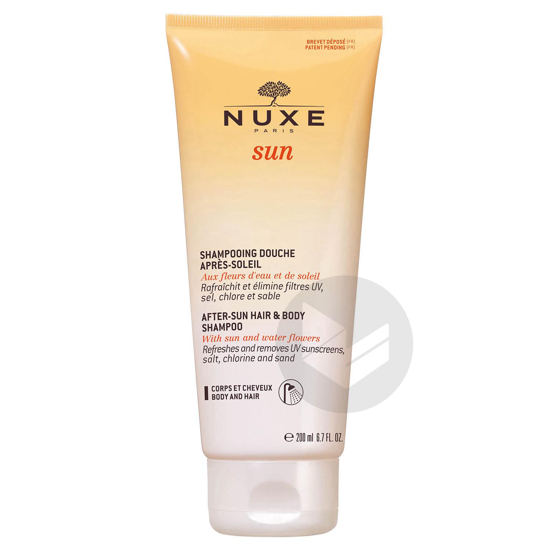 Shampooing Douche Après-Soleil Nuxe Sun