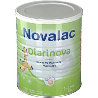 NOVALAC DIARINOVA Aliment diét pédiatrique B/600g