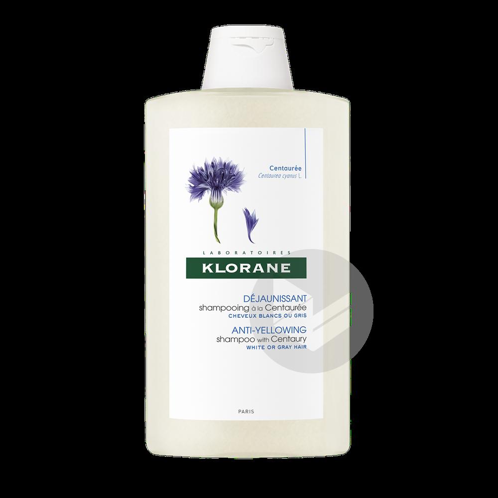 Shampooing A La Centauree 400 Ml