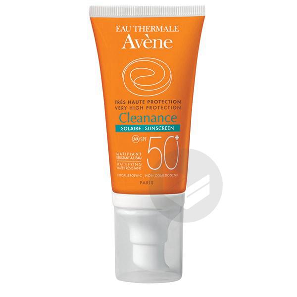CLEANANCE SPF50+ Emuls très haute protection T /50ml