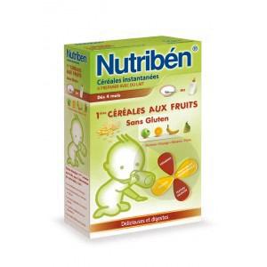 1 ères céréales aux fruits sans gluten 300g