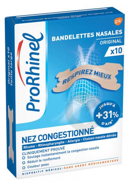 Bandelette Nasale Original B 10