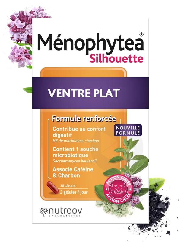 Menophytea Ventre Plat gélules 30 gélules