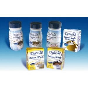 Boisson Hp Hc Lactee Nutriment Vanille 4 Bouteilles 200 Ml