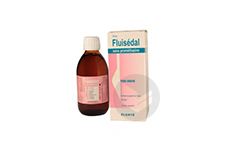 FLUISEDAL SANS PROMETHAZINE Sirop (Flacon de 250ml)