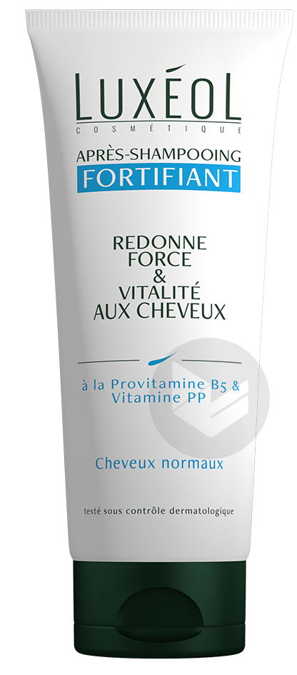 Luxeol Apres Shampooing Fortifiant
