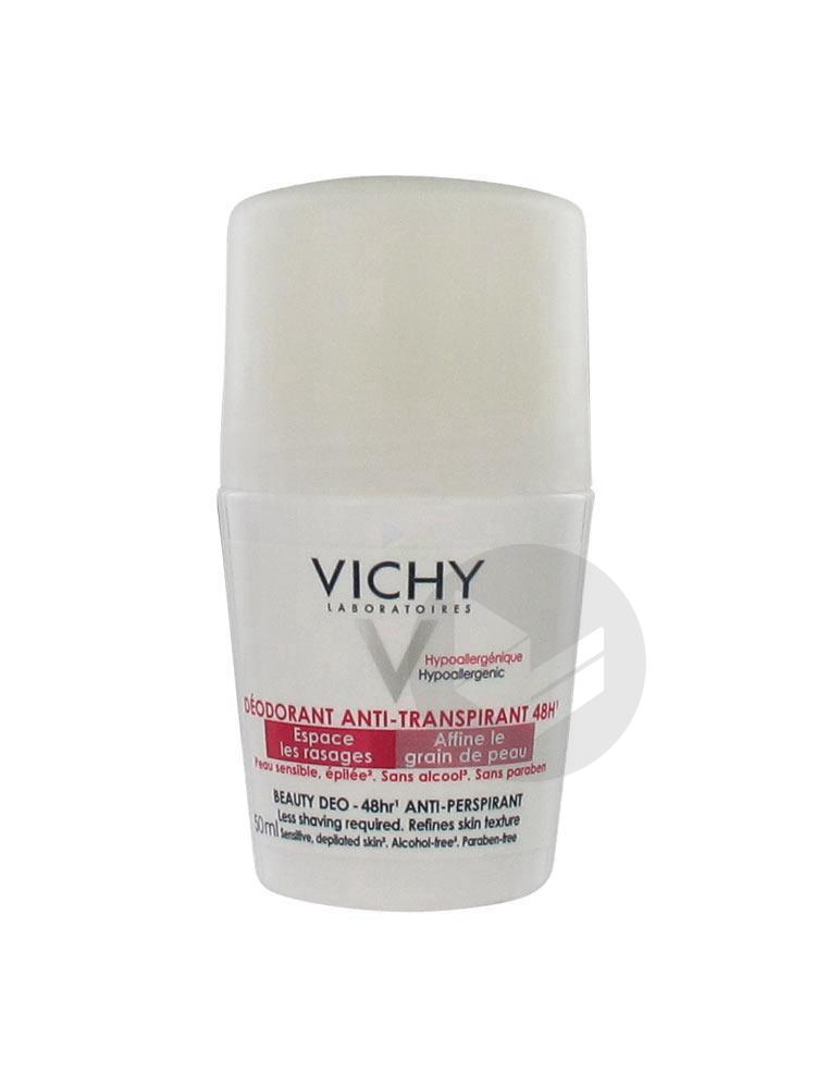 Deodorant Anti Transpirant Anti Repousse Bille 50 Ml