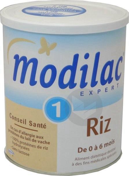 MODILAC EXPERT RIZ 1 Pdr instantanée B/800g