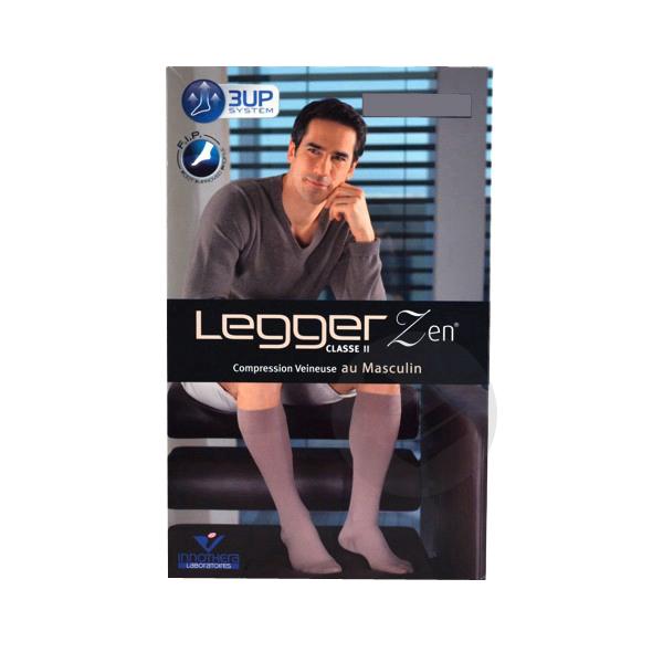Legger Zen 2 Chaussette Homme Beige T 4 N