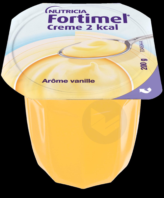 Fortimel Creme 2 Kcal Vanille 200 G