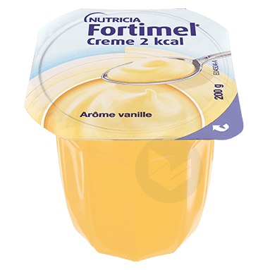 Fortimel Creme Vanille 2 Kcal 4 X 200 G