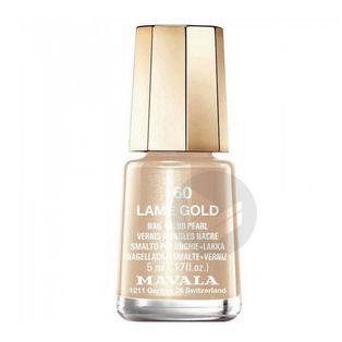 MAVALA V ongles lame gold mini Fl/5ml