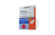 DICLOFENAC RATIOPHARM CONSEIL 1 % Emplâtre médicamenteux (Sachet de 5)